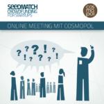 Einladung zum InvestorenCall mit Seedmatch Cosmopol