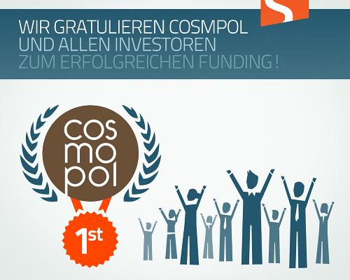 Crowdfunding für Startups bei Seedmatch Proof of Concept Cosmopol