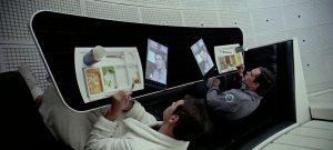 Space Odyssee Tablet Apple Samsung