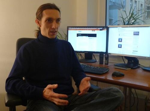 Petr Nemec von BluePatent