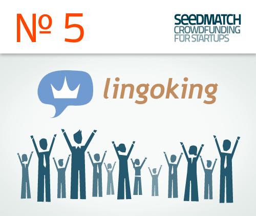 lingoking Dolmetscher online Crowdfunding bei Seedmatch