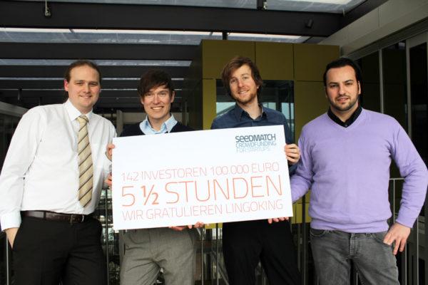Team_lingoking_Crowdfunding-Erfolg