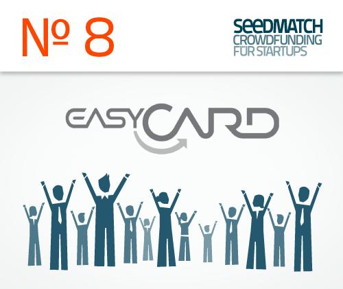 easyCARD einfache Versicherungen Crowdfunding bei Seedmatch