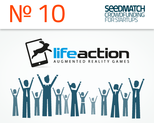 Lifeaction im Crowdfunding bei Seedmatch