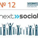 Nextsocial im Crowdfunding bei Seedmatch