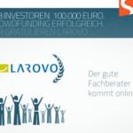 Das Startup Larovo nach erfolgreichem Crowdfunding