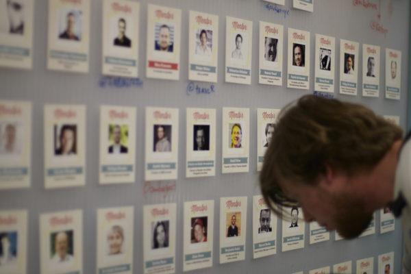 viele Mentoren für Startups
