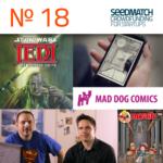 Das Startup MadDog Comics startet Crowdfunding bei Seedmatch