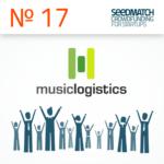 Das Startup musiclogistics auf der Crowdfunding-Plattform Seedmatch