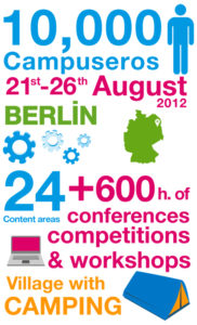 Free tickets Campus Party Seedmatch Community