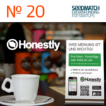 Startup Honestly im Crowdfunding bei Seedmatch