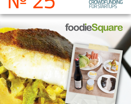 foodieSquare im Crowdfunding bei Seedmatch