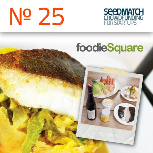foodieSquare im Crowdfunding bei Seedmatch