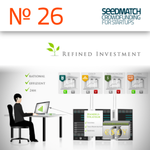 Refined Investment im Crowdfunding bei Seedmatch