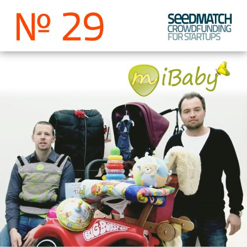 miBaby cleveres Beratungsportal für Babyshopping im Crowdfunding bei Seedmatch