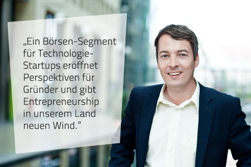 """Jens-Uwe Sauer zum """"Neuen Markt"""" von Herrn Dr. Rösler"""