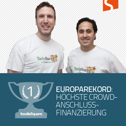 foodieSquare bei Seedmatch