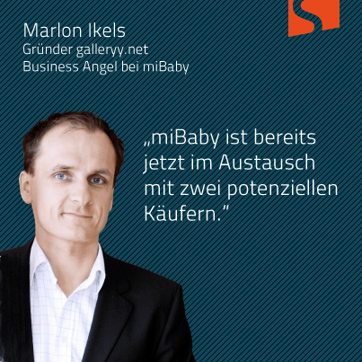 mibaby bei Seedmatch