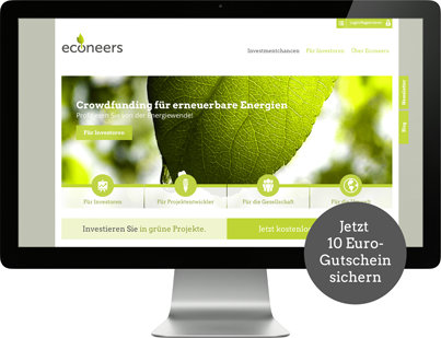 Econeers bei Seedmatch