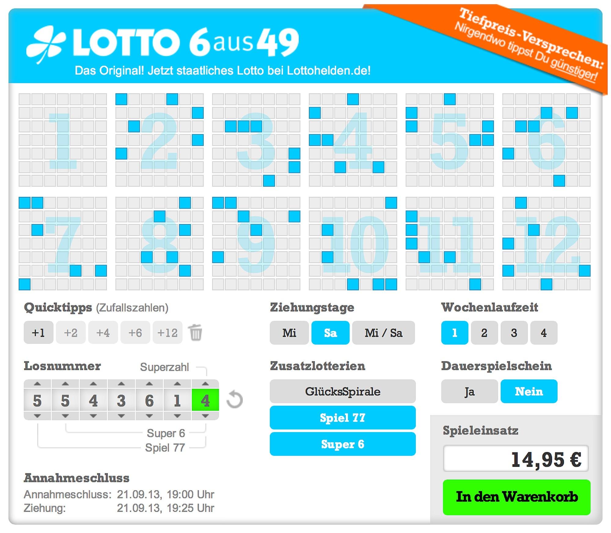 Lottohelden bei Seedmatch