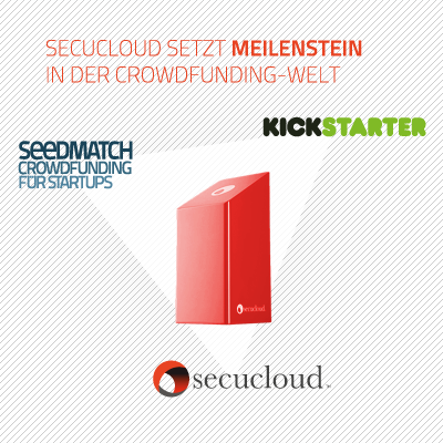 Secucloud bei Seedmatch