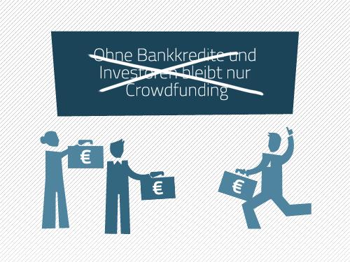 Bankkredite und Investoren