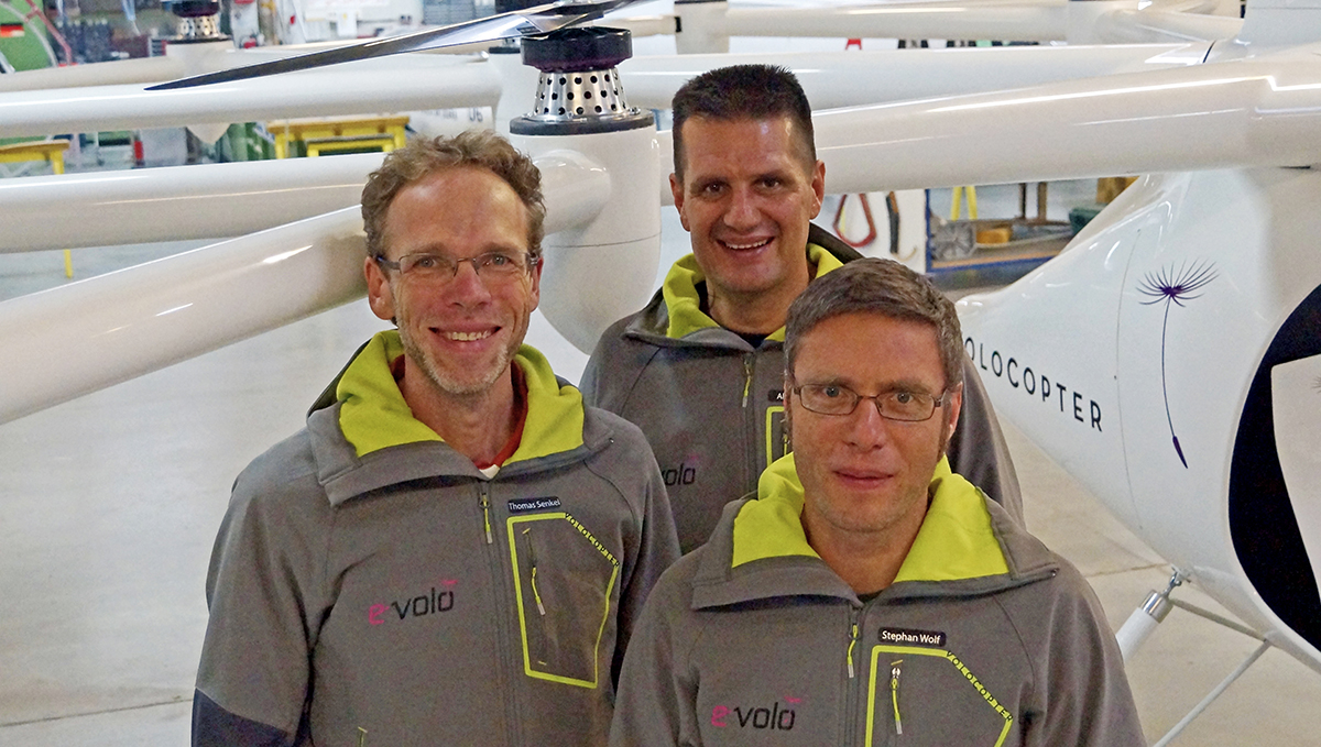 e-volo bei Seedmatch