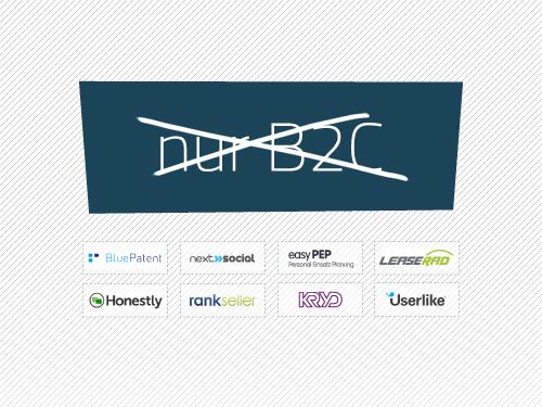 Crowdfunding für B2C- und B2B-Startups