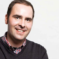 Robert Haase, Senior Brand Strategist bei MetaDesign Berlin