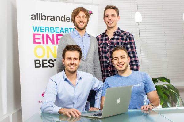 allbranded ein Startup bei Seedmatch