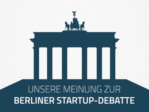 Sind die deutschen Medien Startup-feinlich?