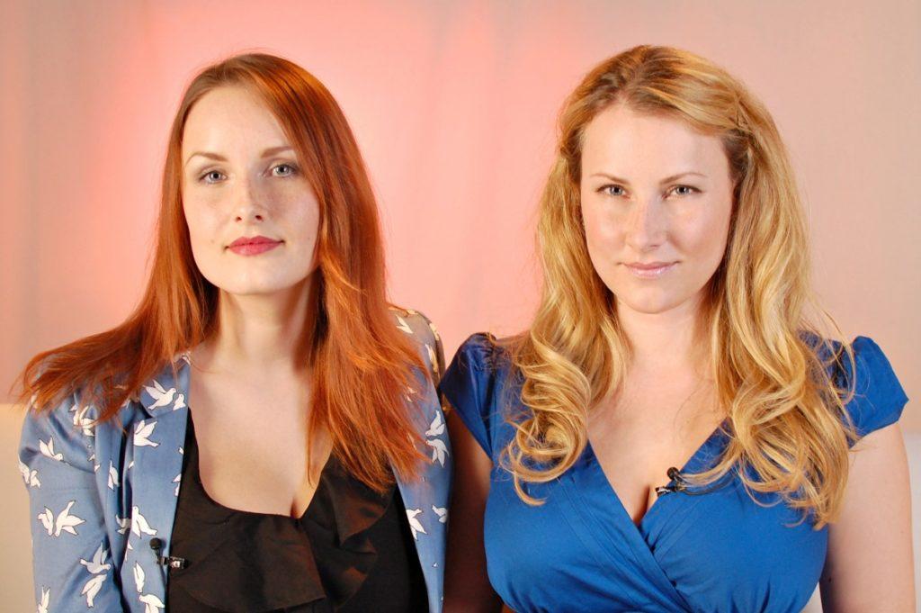 Die Gründerinnen von SugarShape