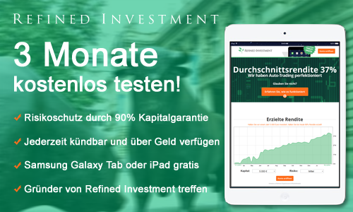 Refined Investment Seedmatch Angebot