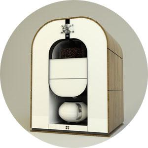 Kaffeemaschine von Bonaverde
