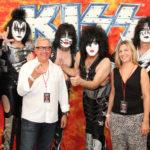 Bleecker Street mit KISS auf Tour