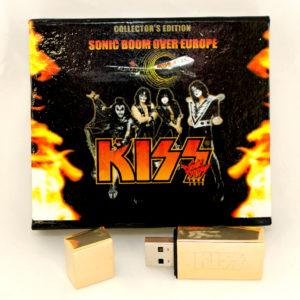 USB-Stick von der Sonic Boom Tour von KISS