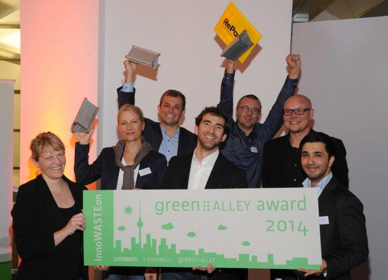 Gewinner des Green Alley Award
