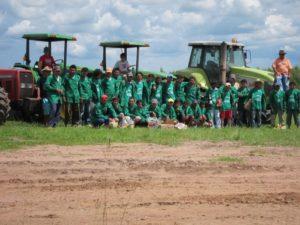 Team der Miller Forest Investment AG vor Ort