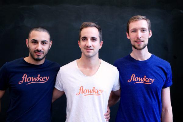 v.l.n.r.: Ahmed Hassan, Jonas Gößling, Alexander Heesing