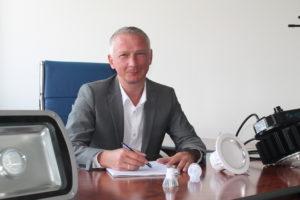 Harald Twardawski – Geschäftsführer von LEDORA