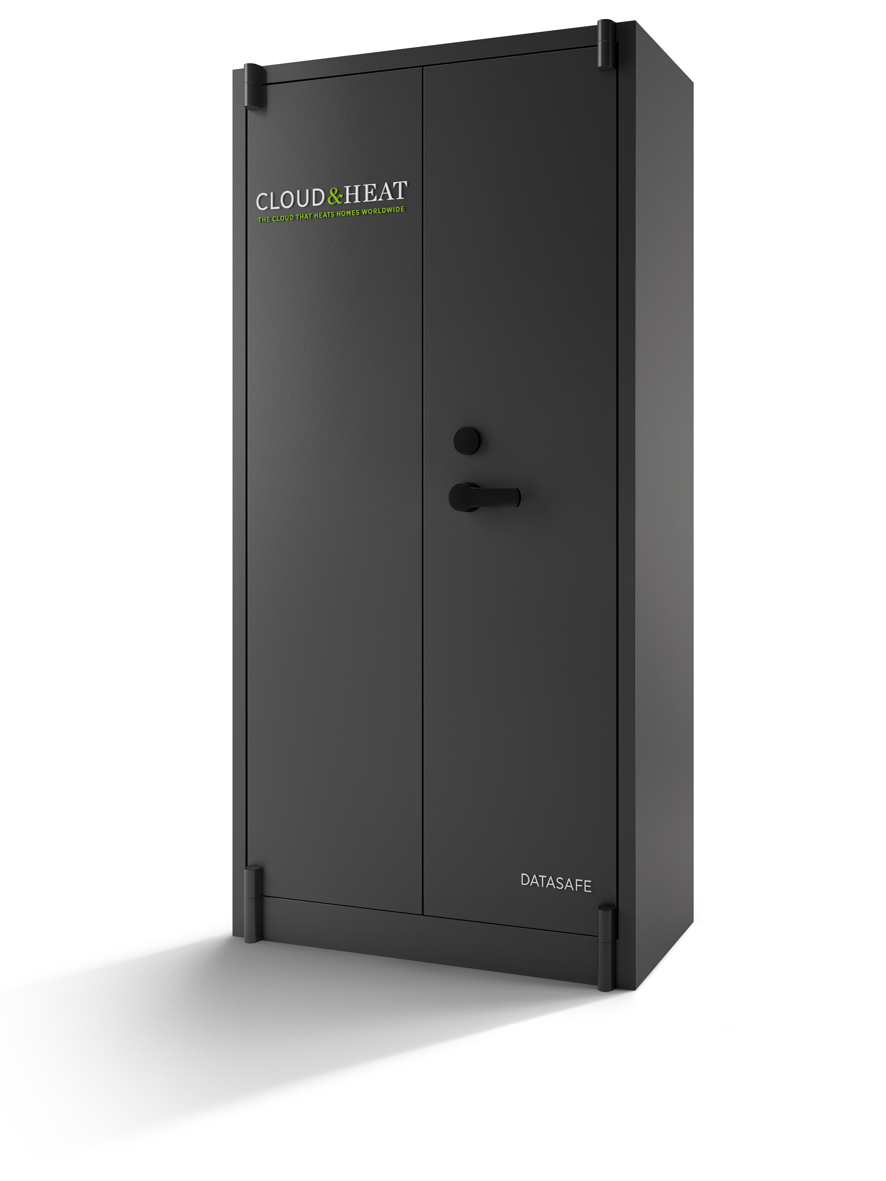 Serverschrank von Cloud&Heat