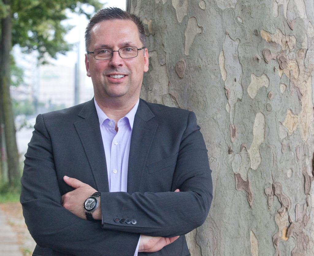 Investor Jörg Diehl