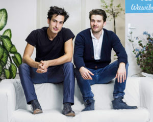 Wawibox Gründerteam – Angelo Cardinale und Dr. Simon Prieß
