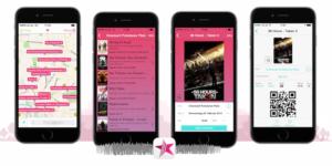 CineApp – Kinotickets direkt aufs Handy