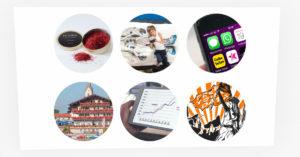 Miasa, Kidisto, CineApp, Controme, Saustark Design und Protonet