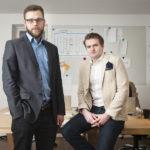 Die Gründer von edicted.: Philipp Harsleben (l.) und Marco Klock.
