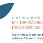 40.000 Nutzer in der Seedmatch-Crowd