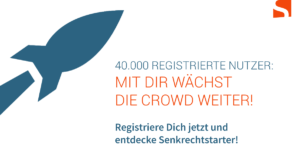 40.000 Nutzer in der Seedmatch-Crowd