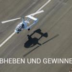 Gewinnspiel Rotorvox Gyrocopter