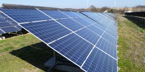 Solarpark in Meerane – Crowdfunding bei Econeers